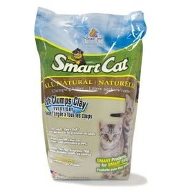 smart cat SmartCat All Natural Clumping Litter 10lbs