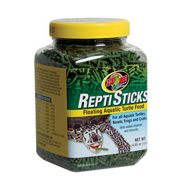 Zoo Med Zoo Med ReptiSticks Floating Aquatic Turtle Food - 4.85 oz