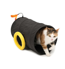 Catit Catit Play Pirates Cat Cannon Tunnel