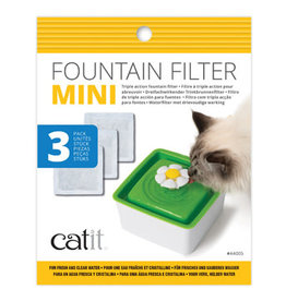 Catit Catit 2.0 Mini Fountain Replacement Filter 3pk