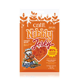 Catit Catit Nibbly Jerky Chicken Recipe - 30 g