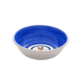 Dogit Dogit Stainless Steel Non-Skid Dog Bowl - Blue Swirl - 350 ml (11.8 fl.oz.)