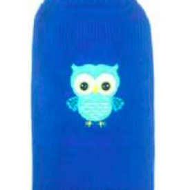 "Doggie-Q Doggie-Q Blue with Green Owl Sweater 12"""