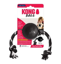 Kong Kong Extreme Ball with Rope - Large