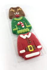 Bosco and Roxy's Bosco and Roxy's Pre-Packaged Ugly Sweaters - 3 pack