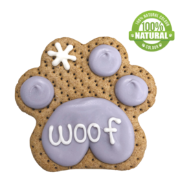"Bosco and Roxy's Bosco and Roxy's Pre-Packaged 4"" Woof Paw - 1pc."