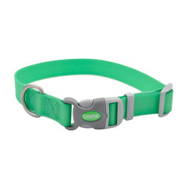 "Coastal Pro Adjustable Waterproof Collar 1"" x 14""-20"" Lime"