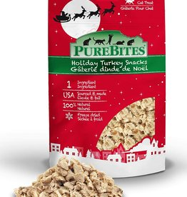 Purebites Purebites Holiday Cat Treat - Turkey - 23g