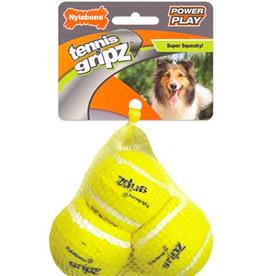 Nylabone Nylabone Power Play Tennis Ball 3-Pack - Medium