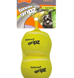 Nylabone Nylabone Power Play Tennis Ball 2-Pack - Large