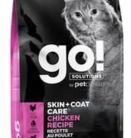 GO! Go! Skin and Coat Care Chicken 16lb