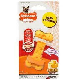Nylabone Nylabone Power Chew Cheese Bone Regular