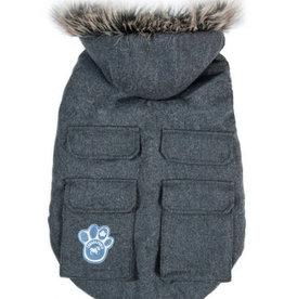 Canada Pooch Canada Pooch Everest Explorer Jacket Wool Grey 18