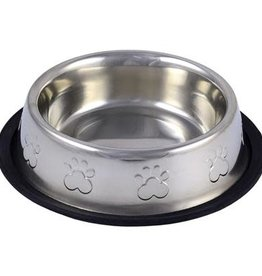 Unleashed Non Skid Stainless Steel Enhanced Bowl 24oz