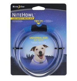 Nite Ize Nite Ize NiteHowl LED Safety Necklace Blue