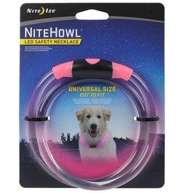 Nite Ize Nite Ize NiteHowl LED Safety Necklace Pink