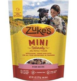 Zuke's Zukes Mini Naturals Pork Recipe 6oz