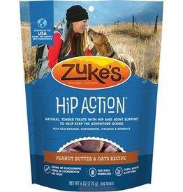 Zuke's Zukes Hip Action Peanut Butter & Oats Recipe 6oz