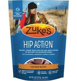 zukes Zukes Hip Action Roasted Chicken 6oz