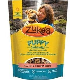zukes Zukes Puppy Naturals Salmon & Chickpea 5oz