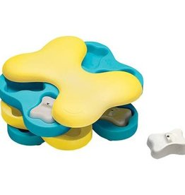 Nina Ottosson Nina Ottosson Dog Puzzle Tornado Blue & Yellow