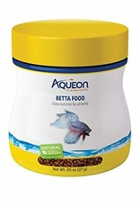 Aqueon Aqueon Betta Color Enhancing Food 0.95oz