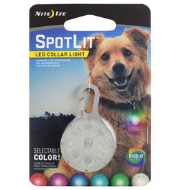 Nite Ize Nite Ize SpotLit LED Collar Light Disc-O Select