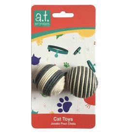 Animal Treasures Animal Treasures Bound Rounds Ball - 2pk