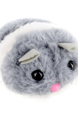 Animal Treasures Animal Treasures Fat Furry Vibrating Mouse