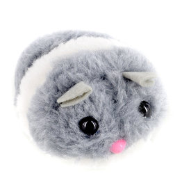 Animal Treasures Animal Treasures Fat Furry Vibrating Mouse