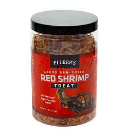Fluker's Fluker's Sun-Dried Large Red Shrimp Treat - 5 oz