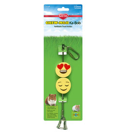 Kaytee Kaytee Chew-Moji Ka-Bob Refillable Treat Holder