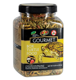 Zoo Med Zoo Med Gourmet Box Turtle Food - 8.25 oz