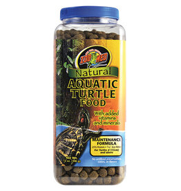 Zoo Med Zoo Med Natural Aquatic Turtle Food - Maintenance Formula - 12 oz