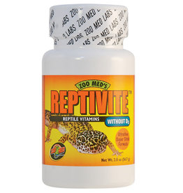 Zoo Med Zoo Med ReptiVite without D3 - 2 oz
