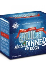 Big Country Raw Big Country Raw Dutch Dinner - Holiday Dinner for Dogs