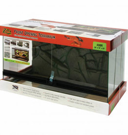 Zilla® Front Opening Terrariums 40 Gallon
