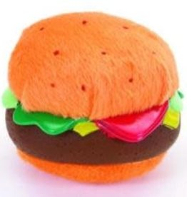 Lil Pals Lil Pals Plush vinyl toy hamburger