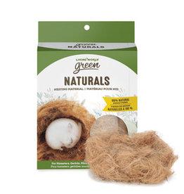 Living World Green Naturals Nesting Material - Kenaf Fibre