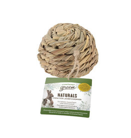 Living World Green Naturals Chew Toy - Ball