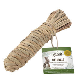 Living World Green Naturals Chew Toy - Carrot
