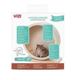 Living World Whisper Spinner - Medium - 20 x 9.5 x 22 cm (7.9 x 3.7 x 8.7 in)