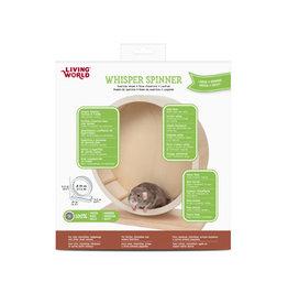 Living World Whisper Spinner - Large - 29 x 12.5 x 31.5 cm (11.4 x 4.9 x 12.4 in)