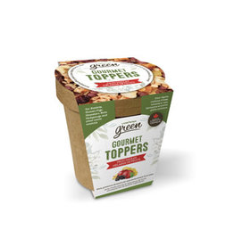 Living World Green Gourmet Toppers - Fruit Medley - 215 g