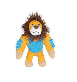 Zeus Studs Dog Toy - Lion - Large