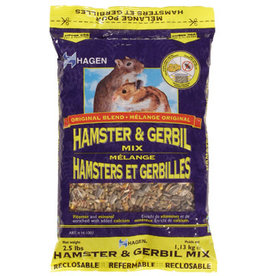 Hagen Hamster and Gerbil Staple VME Diet - 1.13 g (2.5 lb)