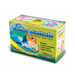 Ware Critter Potty/Dust Bath Kit