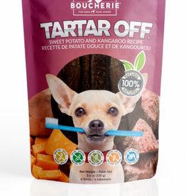 Foufou Foufou Tartar Off Sweet Potato with Kangaroo Dental Sticks 6pc