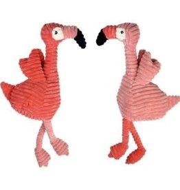 "pet envy Pet Envy Corduroy Flamingo 17"""