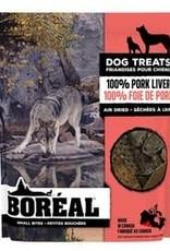 Boreal Small Bites Dog Treats 100% Pork Liver 45g